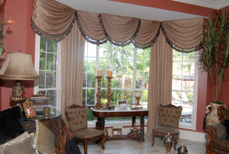 Board mounted bay window treatment creative window designs for Creative window designs